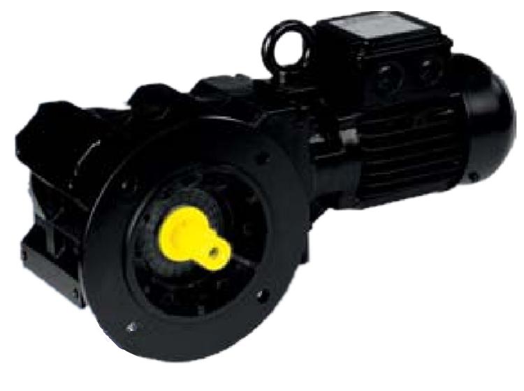 防腐BK系列直角伞齿轮减速电机
