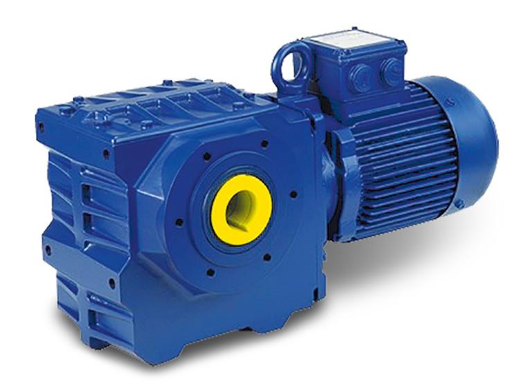 BS系列蜗轮蜗杆齿轮减速电机