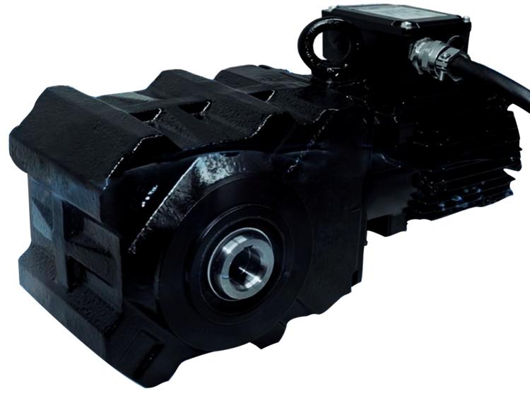 防腐BS系列蜗轮蜗杆齿轮减速电机