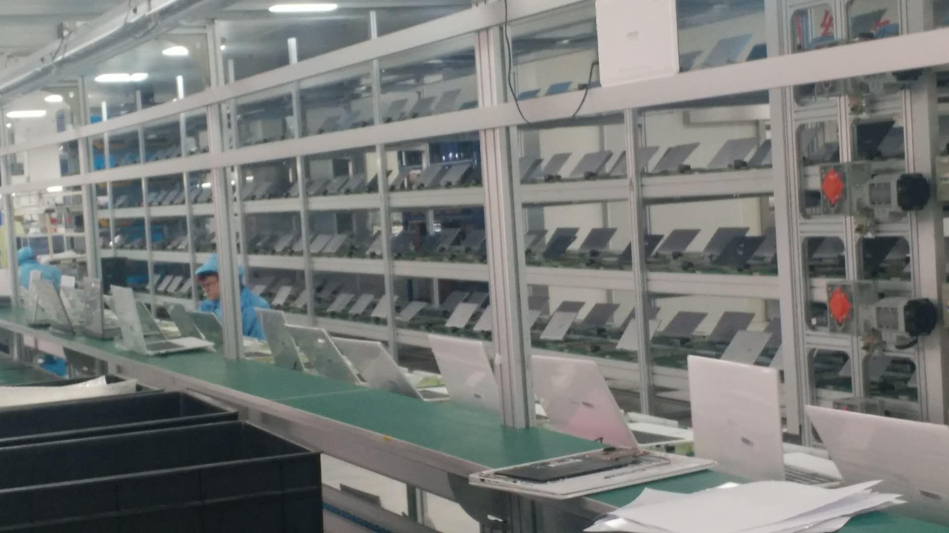 减速机厂家推荐电脑生产流水线的传动设备RV减速机改TKM减速机的设计