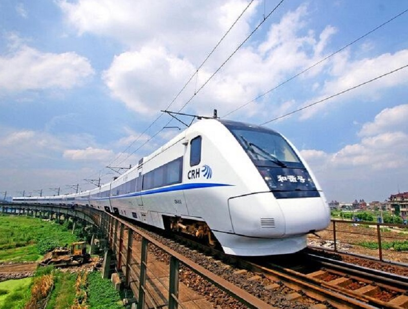 高铁轨道齿轮减速电机选型方案