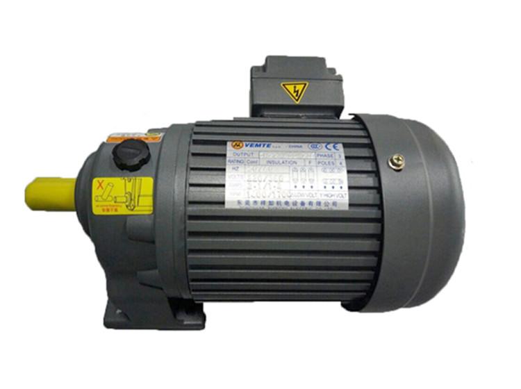 高速减速机 VEMT卧式高速齿轮减速电机