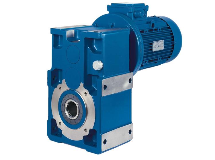 意大利ROSSI斜齿轮减速机 平行轴减速电机