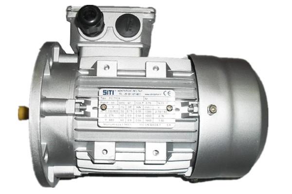 种直流和两种交流,所有siti刹车电机均可用于变频器控制 siti马达图片