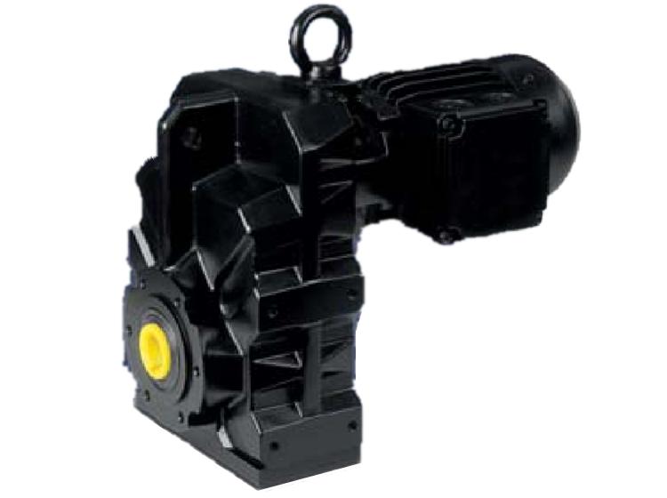 防腐BF系列平行轴齿轮减速电机