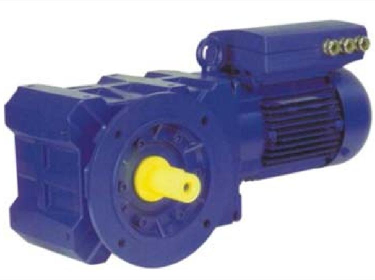 bauer保尔K系列变频减速电机