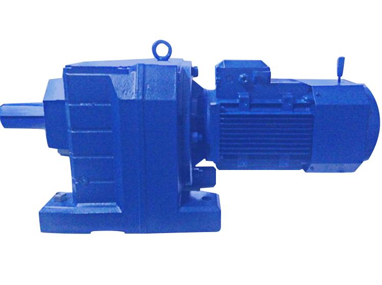 R77减速机 斜齿轮减速电机 RX77 RXF77 RF77