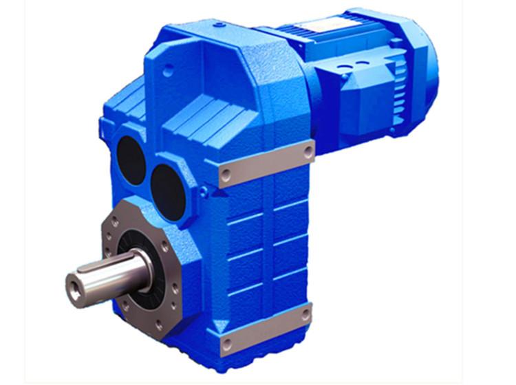 F系列平行轴斜齿轮减速机 平行轴减速机 F减速电机