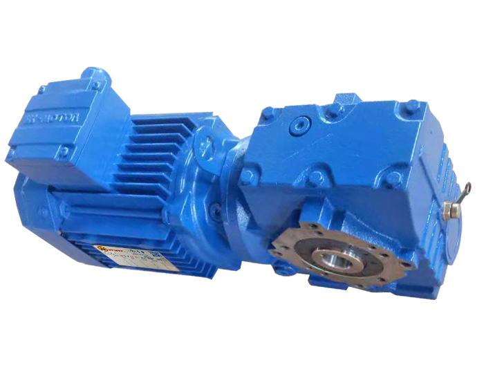 S47减速机 蜗轮减速器 SF47 SA47 SH47 SAF47 SHF47 SAZ47 SHZ47