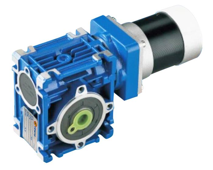 无刷涡轮蜗杆减速电机