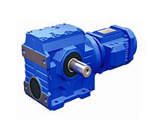 S系列斜齿轮蜗轮减速机 S系列蜗轮蜗杆减速机 S减速机